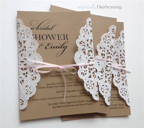 country bridal shower invitations an country bridal shower idea board perpetually daydreaming