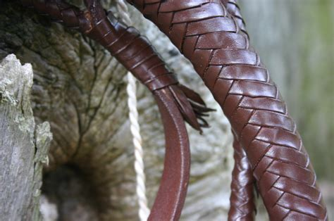 Handmade Bullwhips - handmade cowhide leather bullwhips and kangaroo leather