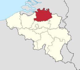 antwerpen (provincie) wikipedia