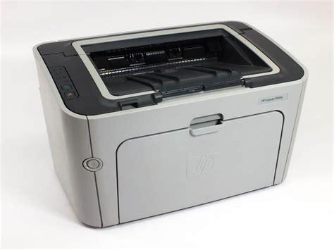 Printer Hp Laserjet P1505n Hp Laserjet P1505n Standard Networked Laser Printer Cb413a