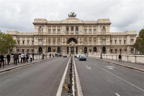 corte suprema italiana corte suprema di cassazione palacio de justicia roma