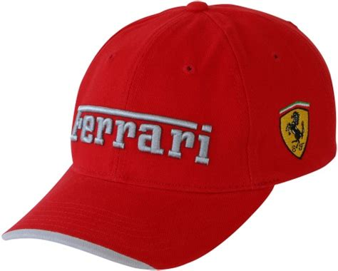 ferrari hat ferrari caps and hats