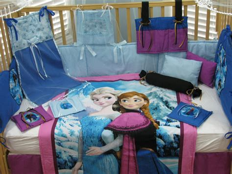 Frozen Crib Bedding Disney S Frozen Elsa And Princess 15 Baby