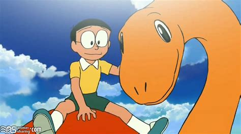 movie doraemon nobita s dinosaur 480p doremi doraemon doraemon movie 26 nobita s