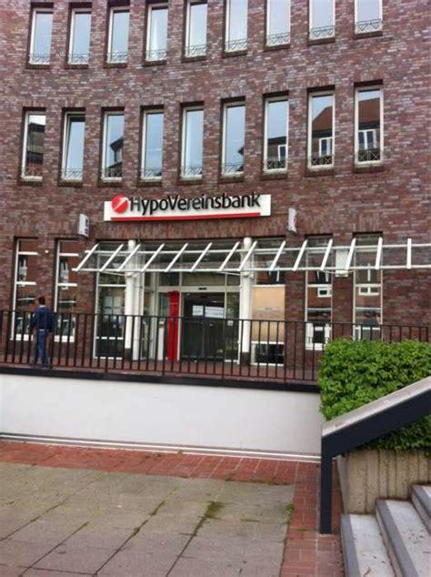 unicredit bank hypovereinsbank hamburg bilder und fotos zu hypovereinsbank unicredit bank ag fil
