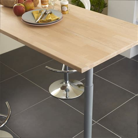 planche de travail cuisine cuisine bois planche bois plan de travail cuisine