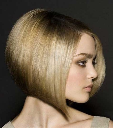 inverted bob  fine hair bob hairstyles