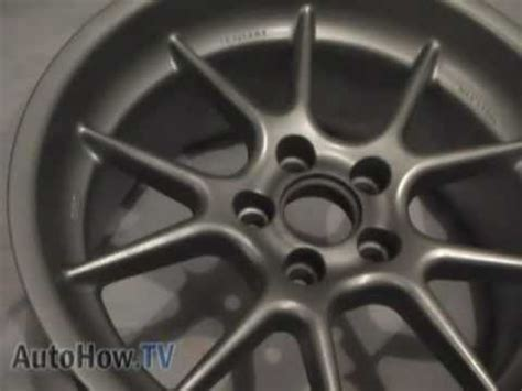 how to refinish wheels using dupli color wheel paint