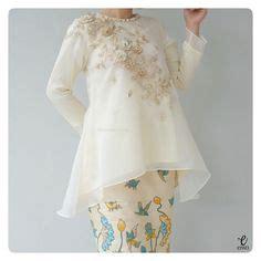 Kebaya Floy Kutubaru Bm 112 top0657 bust 96cm sleeve 50cm length 67 84cm fully lined for more details and price