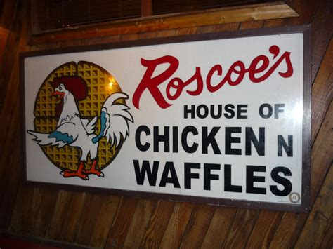 the vs roscoe s house of chicken and waffles
