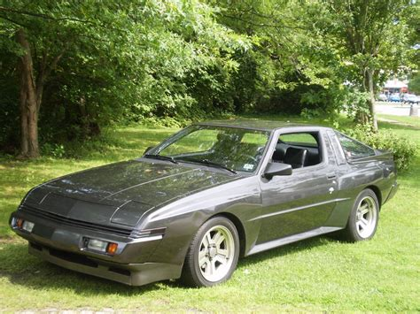 chrysler conquest gribbs1469 1987 chrysler conquest specs photos