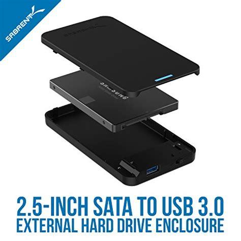 external 2 5 sata 3 0 sabrent 2 5 inch sata to usb 3 0 tool free external