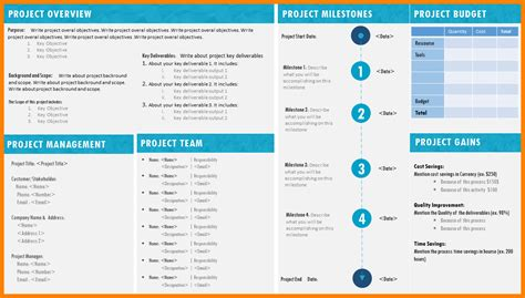software project charter template chart free project charter template project