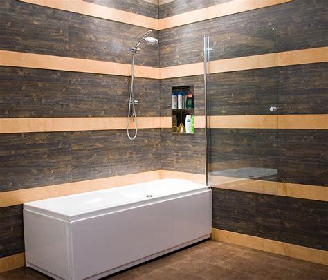 vetro vasca da bagno bagno nero e oro duylinh for