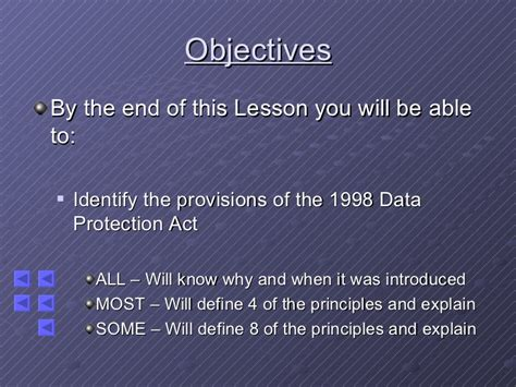 section 7 of the data protection act data protection act
