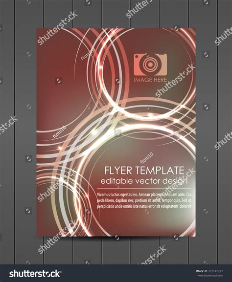 professional business flyer template corporate