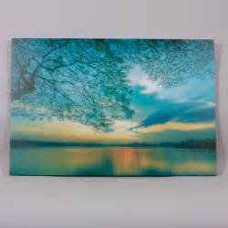 Teal Wall Decor by Lake Teal Wall Harry Corry Limited