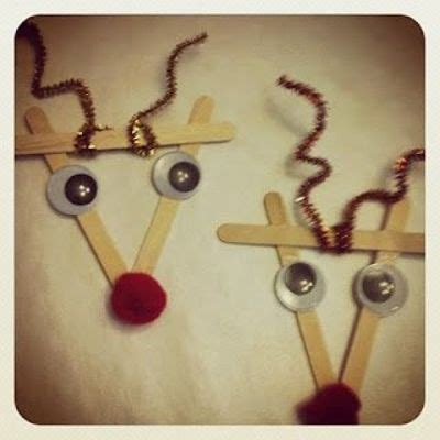 very simple christmas craft for the little ones i remember