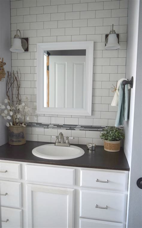 bathroom redo pictures best ideas to update a home our house now a home