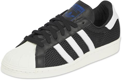 Adidas Superstar by Adidas Superstar 80s Shoes Black White