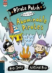 libro the abominables pirate patch and the abominable pirates librer 237 a
