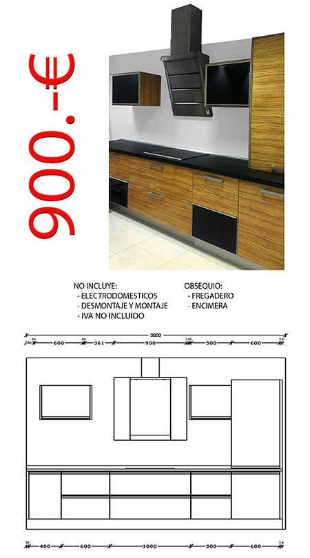 liquidacion cocinas madrid ofertas en muebles de cocina por liquidacion en mostoles