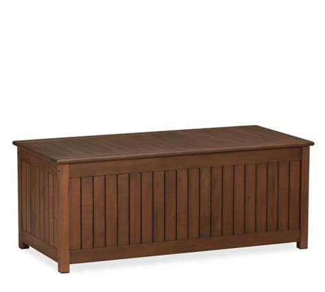 pottery barn storage bench chatham storage bench pottery barn