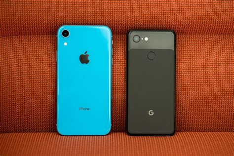 iphone xr vs pixel 3 which phone has the best cnet