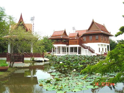 Thai House Designs Pictures Traditional Thai Houses Baan Song Thai