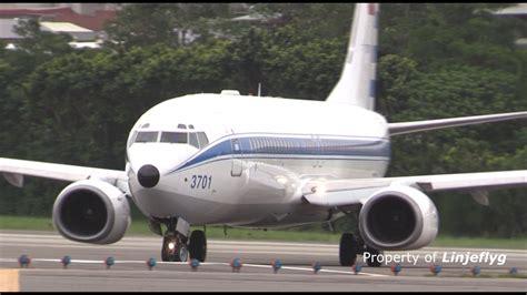 Air 2 Di Taiwan taiwan air one boeing 737 8ar b 3701