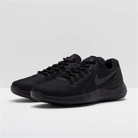 Nike Lunar Black by Nike Lunar Apparent Black Anthracite Grey Mens