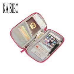 Diskon Card Id Holder Passport Wallet Organizer 2016 travel passport bag credit id card holders wallet purse holder documents zipper