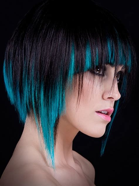 colored hair trends hair color trends visual makeover