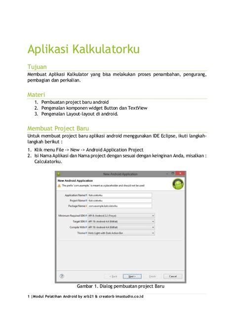 membuat aplikasi android olshop tutorial lengkap cara membuat aplikasi android sederhana