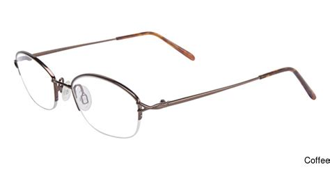 buy flexon 651 semi rimless half frame prescription