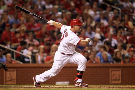 matt holliday swing holliday s homer snaps cardinals losing streak