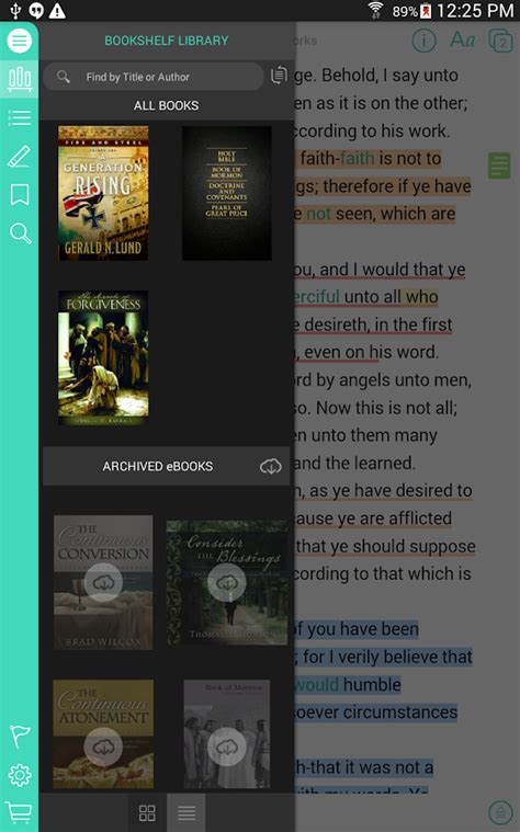 deseret bookshelf android apps on play