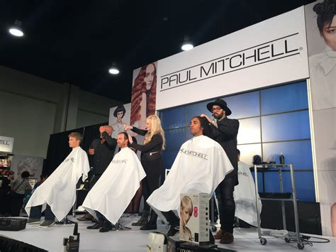 hairshow maryland paul mitchell hair show my backstage pass the temple a
