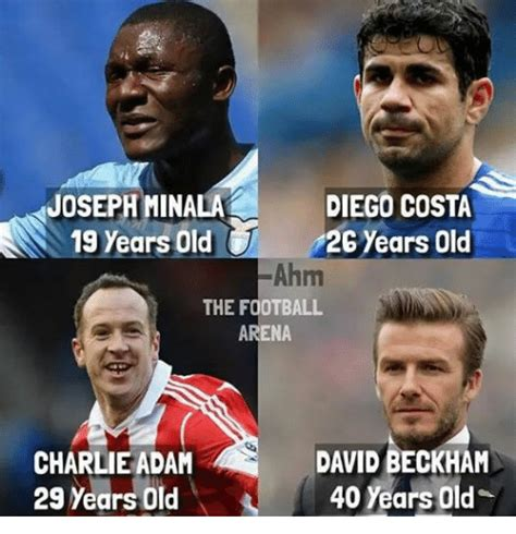 Diego Costa Meme - joseph minala diego costa 19 years old it 2g years old ahm