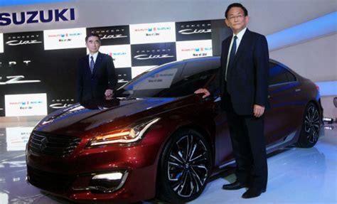 maruti suzuki managing director concept vehicles new cars sizzle at indian