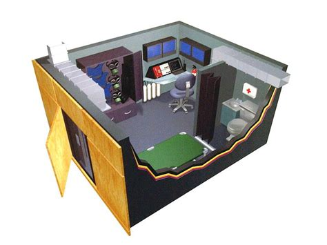 Building A Panic Room In Your House by 17 Best Images About Secret Room Safe Room Panic Room