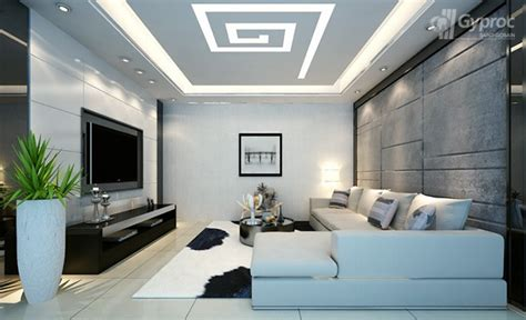 False Ceiling Designs For Living Room India False Ceiling Designs For Living Room Gobain Gyproc India Ceiling False