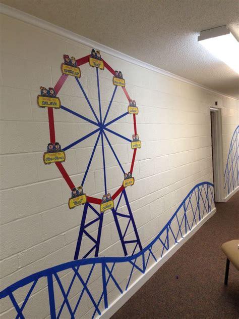 ferris wheel backdrop idea alliy ky party july