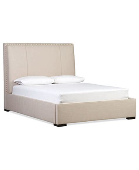 macys beds logan queen bed furniture macy s