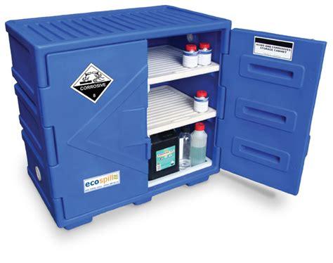 Corrosive Cabinet by Corrosive Storage Cabinet 15l Polyethylene Ecospill