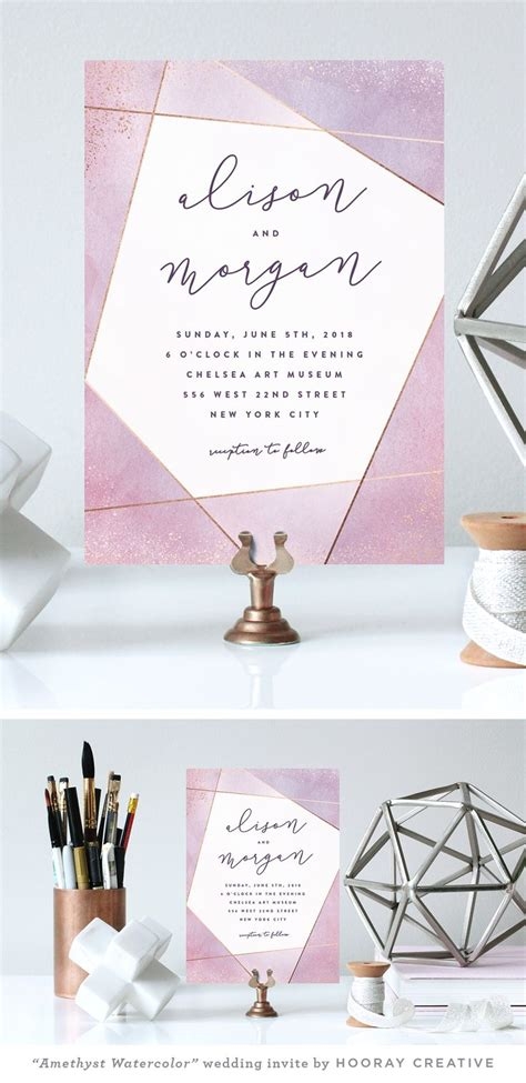 Design Wedding Invitations by 25 Best Ideas About Modern Wedding Invitations On