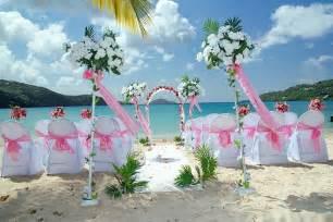 dekoration strand weddings resort hotels wedding venues