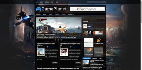 themes download games 22 best responsive wordpress game themes