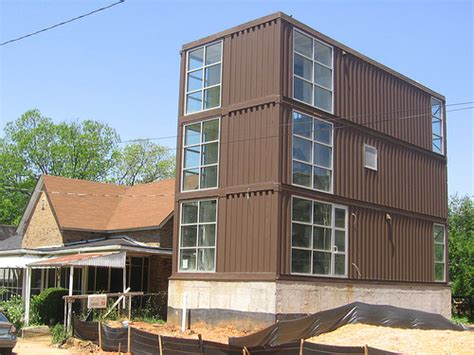 Haus Kaufen Atlanta Usa by Shipping Container Homes A Gallery On Flickr