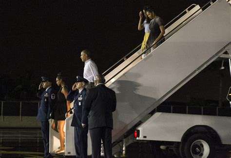 Careerleader Mba Discount by President Barack Obama Lands In Hawaii Dec 19